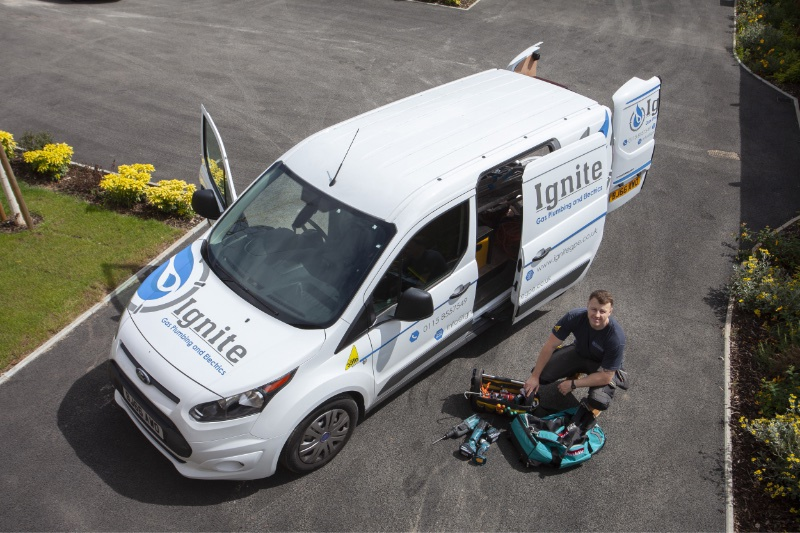 Nottingham-based Ignite Gas Plumbing and Electrics