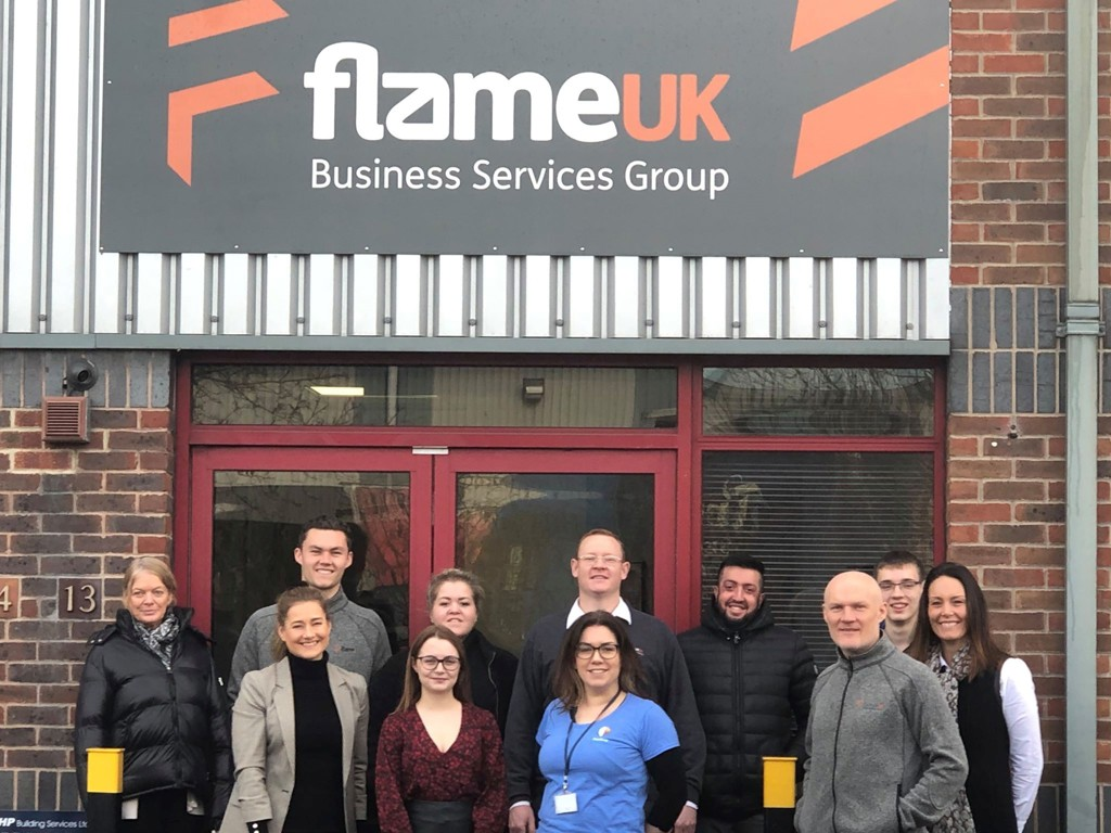 Flame UK will support Headway Nottingham throughout 2020