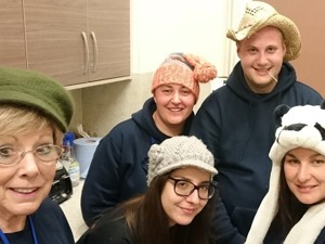 Hats for Headway Day