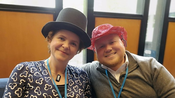 Hats for Headway, Networking @ Nottingham Playhouse