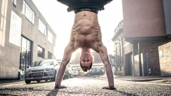 #HandstandChallenge from the School of Calisthenics
