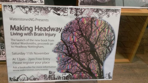 Making Headway Poster Waterstones
