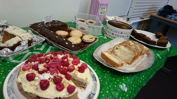 Eat cakes and raise money for Headway Nottingham!